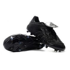 reputable site 32435 5f182 Blackout Adidas Predator Accelerator FG 2018 Remake Boots