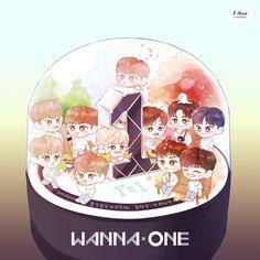 Cute Tumblr Wallpaper, Cartoon Wallpaper, Jinyoung, Idol 3, Single Pic, You Are My Life, Kpop Drawings, Lai Guanlin, Produce 101 Season 2