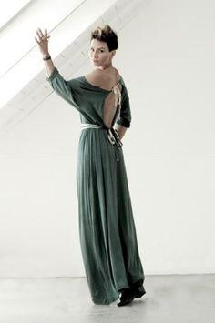 Sukienka TOUCHY - Sukienka, długa, luźna