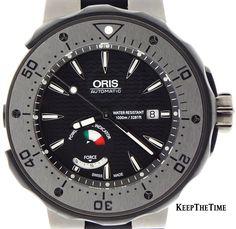 Oris ProDiver Col Moschin Limited Edition 01 667 7645 7284-Set