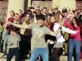 Worldwide Flashmob Will Inspire You to Get Up and DANCE - Be Happy!