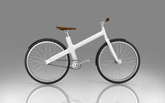 David Mansueto Industrial Design Portfolio - MUJI Bike