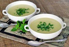 PANELATERAPIA - Blog de Culinária, Gastronomia e Receitas: Creme de Couve-flor com Batata e Parmesão