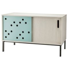 TOO by Blu Dot Twilight Sideboard / Media Stand - Whitened Birch $299