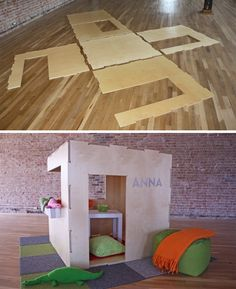Modular+Playhouses | Wonderfully Childish: Modular Prefab Modern Playhouses | Designs ...