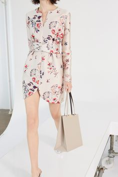 Floral #Dress from styletracker-na.tumblr.com