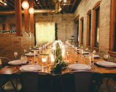 Elopement Reception, Wedding Reception Decorations, Restaurant Wedding Receptions, Pipe And Drape, Loft Spaces, Sweet Couple, Plan Design, Intimate Weddings, Dinner Table