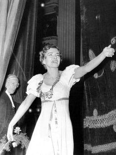 Maria Callas - Vestale (Milan, 1954)