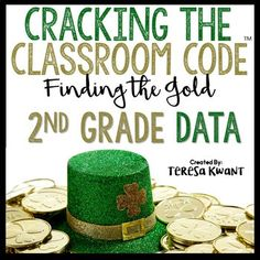 Cracking the Classroom Code™ 2nd Grade St. Patrick's Day M