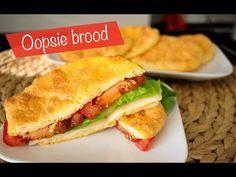Een lekker koolhydraatarm ontbijt of hoofdgerecht, koolhydraatarm oopsie brood. De oopsies zijn lekker met beleg maar kunnen ooknaturel worden gegeten. Het oopsie brood isook handig om te gebruiken bij het eten van een hamburger, vervang het koolhydraatrijke kadetje met een 2 oopsie broodjes en smullen maar!