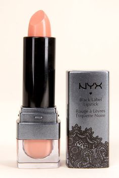 Choose none other than NYX Black Label Nude Lipstick to make that perfect pout pop! Pale, beige-y pink hue has a creamy finish. Lip Makeup, Beauty Makeup, Nyx Lipstick, Cool Mens Haircuts, Best Makeup Products, Beauty Products, All Things Beauty, Makeup Tools, Hair And Nails