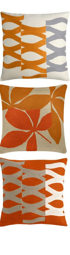 Orange Throw Pillows For Bed : 1000+ images about Orange Pillows on Pinterest Orange throw pillows, Orange pillows and Orange ...