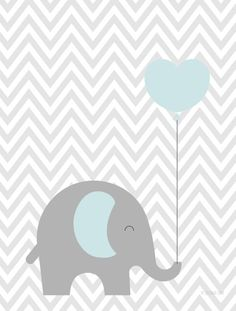 Cute blue and grey baby elephant vector clip art. Perfect for baby shower invitations and stationery. Baby Bedroom, Baby Boy Rooms, Baby Room Decor, Quilt Baby, Elephant Baby Showers, Baby Boy Shower, Elephant Nursery Art, Imprimibles Baby Shower, Image Deco