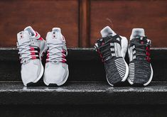 Overkill Berlin collaborates with adidas Consortium for a new take on the adidas EQT Support ADV and the adidas EQT Support Future out May 27th globally.
