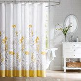Found it at Wayfair - Harbor House Cotton Meadow Shower Curtain