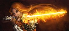 Flaming sword by DragonsTrace on DeviantArt High Fantasy, Fantasy Art, Falcons Game, Flaming Sword, Eyes Game, Beard Game, Alternate History, Wizards Of The Coast, Monster Hunter