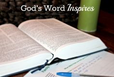 God's Word Inspires