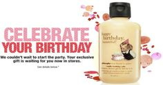 Join Sephora Free birthday gift!!