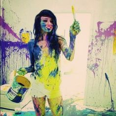 Lights Bokan. I've been dying to do this one day!!!