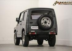 Japanese Classics | 1990 Suzuki Jimny Suzuki Jimny, Race Cars, Samurai, Racing, Japanese, Katana, Classic, Vehicles, Inspiration