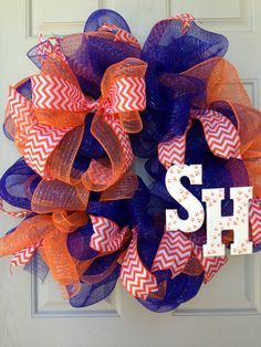 Sam Houston State wreath!