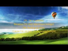 Owl City - Top Of The World Lyrics Video. This song was released in Japan. LOVE IT!! :D