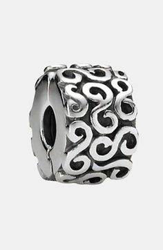 PANDORA 'S' Clip Charm available at #Nordstrom