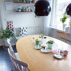 jennys hus - Table Settings, Design, Home Decor, Decoration Home, Room Decor, Place Settings, Interior Decorating