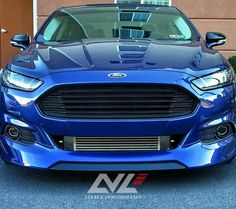 2013 Ford Fusion 2.0 Intercooler Upgrade