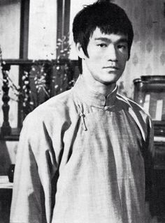 Bruce Lee from Way of The Dragon.