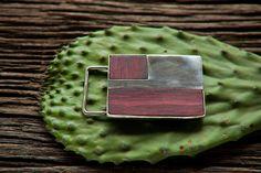 PurpleHeart Wood inlaid in Alpaca Silver  michelletilley.com
