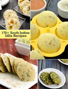 Idli Recipes, 185 South Indian Idli Recipes, Idli Curry, Dahi Idli, Rava Idli | Page 1 of 13