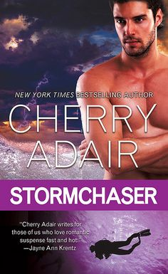 Feature – Stormchaser by CherryAdair