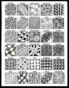 Named patterns