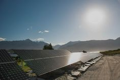 solar panels power Aroha