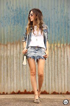 Look incrível - FashionCoolture