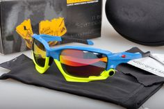 9fefa0555e 2014 NEW Brand OK Bicycle Jawbone Cycling Eyewear Glasses Sport Sunglasses  UV400 3 Lens Polarized Sporting Sun Glasses Goggles US  19.99