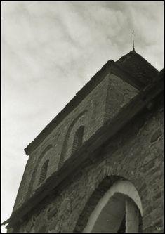 https://flic.kr/p/EHV1vS | Dorfkirche Thulendorf III | Dorfkirchen Mecklenburg 1987
