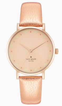 Rose Gold Watch #ad