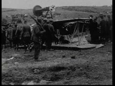 """""""The St. Mihiel Drive""""--Vintage Film about American Campaign in World War I"""