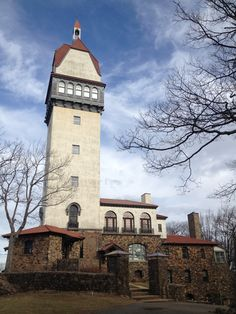 Heublein Tower in Bloomfield CT
