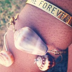 love shell jewelry obsessed