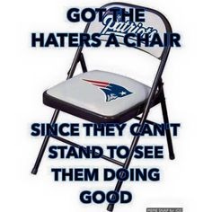 HatersGonnaHate! GoPats