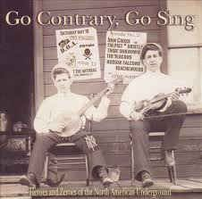 Various - Go Contrary, Go Sing: buy CD, Album, Comp at Discogs