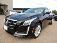 2014 Cadillac CTS 3.6LLuxuryCollection AWD 3.6L Luxury Collection 4dr Sedan Sedan 4 Doors Black Diamond Tricoat for sale in Houston, TX Source: http://www.usedcarsgroup.com/used-cadillac-for-sale-in-houston-tx