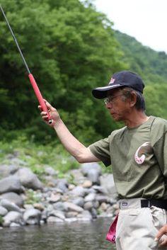 +iwana tenkara | Sakakibara Masami (aka Tenkara no Oni)