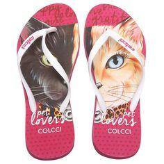 Compre Chinelo Colcci Twin Cats Branco e Rosa na Zattini a nova loja de moda online da Netshoes. Encontre Sapatos, Sandálias, Bolsas e Acessórios. Clique e Confira!