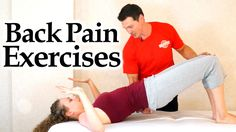 Back Pain Exercises, Low Back Pain, Neck Pain, Headaches...