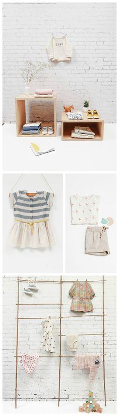 ZARA MINI y quién crea sus look: April & May Studio | Petit-on ★