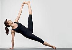 Barriga lisinha com 7 movimentos da ioga